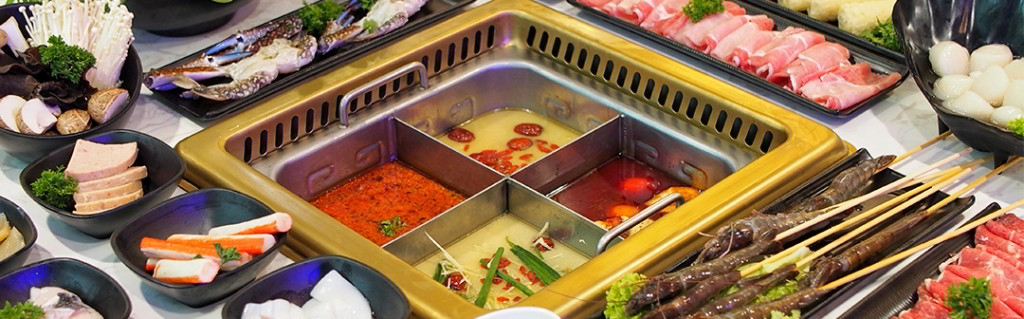 Hotpot buffet promotion
