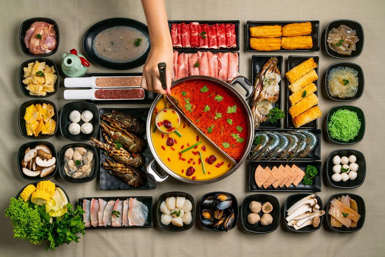 Premium Hotpot Buffet Coca Singapore
